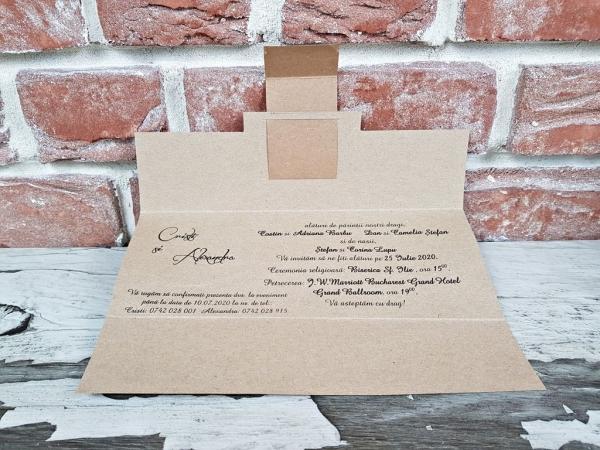 Invitatie nunta cod 5619 1