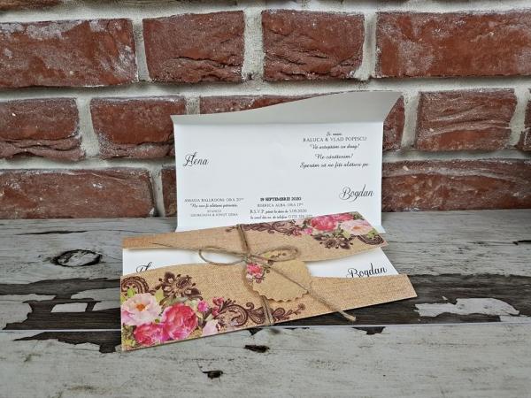 Invitatie nunta cod 5622 2