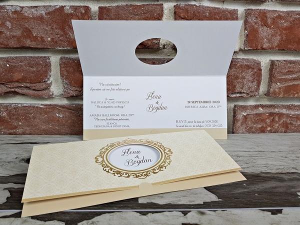 Invitatie nunta cod 5620 3
