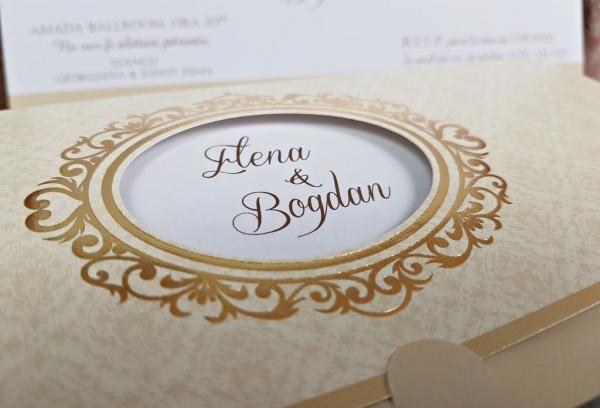 Invitatie nunta cod 5620 4