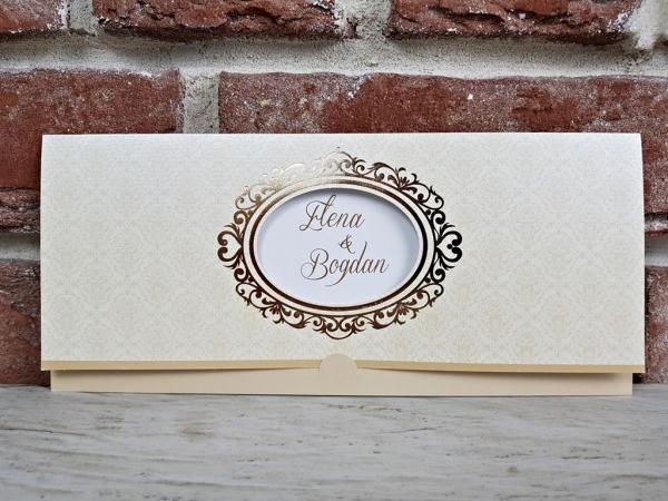 Invitatie nunta cod 5620 0