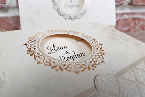 Invitatie nunta cod 5623 2