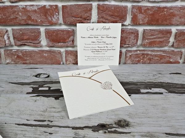 Invitatie nunta cod 5624 3