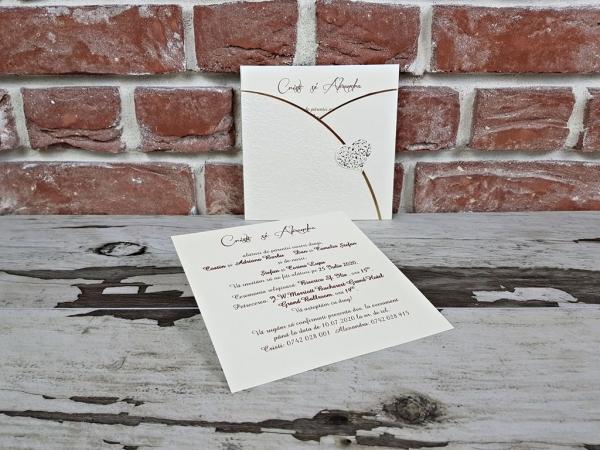 Invitatie nunta cod 5624 2