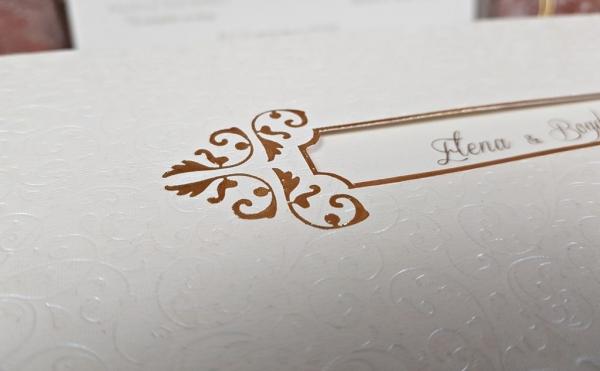 Invitatie nunta cod 5625 6