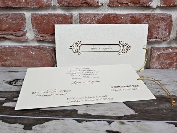 Invitatie nunta cod 5625 0