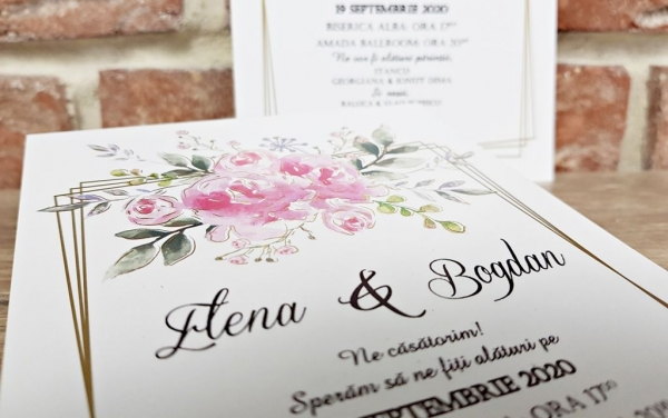 Invitatie nunta cod 5637 2