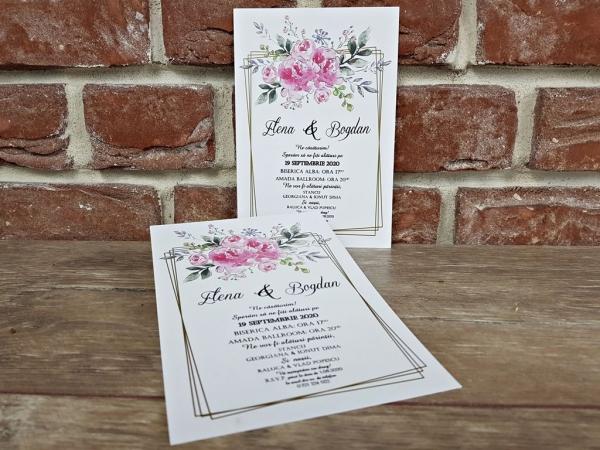 Invitatie nunta cod 5637 1