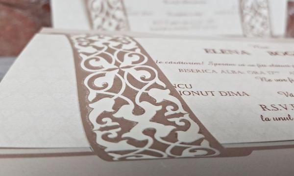Invitatie nunta cod 5639 5