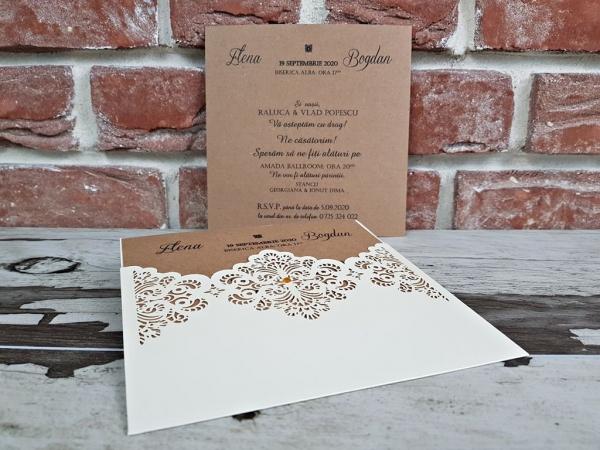 Invitatie nunta cod 5642 6