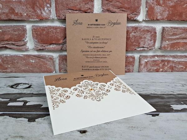 Invitatie nunta cod 5642 4