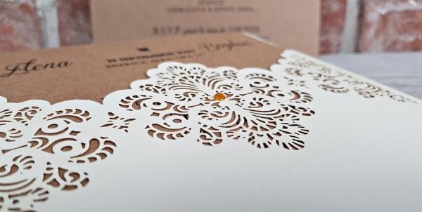 Invitatie nunta cod 5642 5