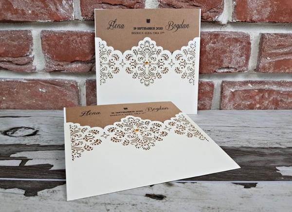 Invitatie nunta cod 5642 1