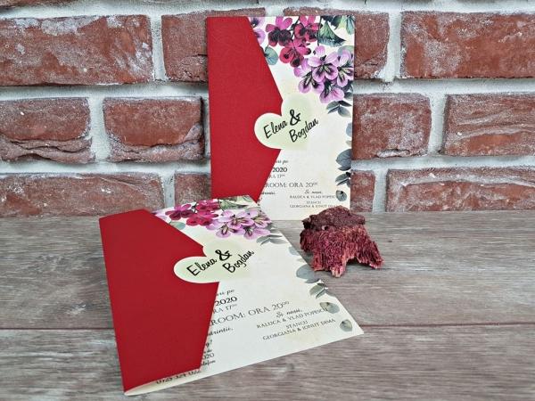Invitatie nunta cod 5602 1