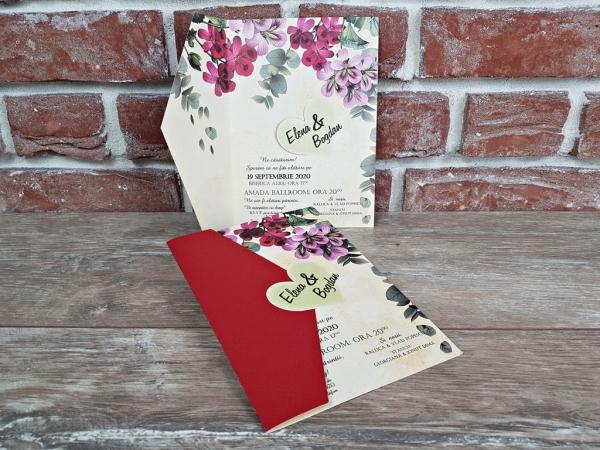 Invitatie nunta cod 5602 2