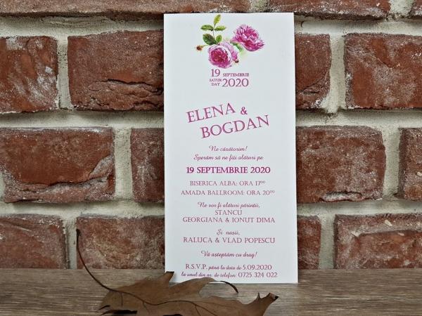 Invitatie nunta cod 5650 3