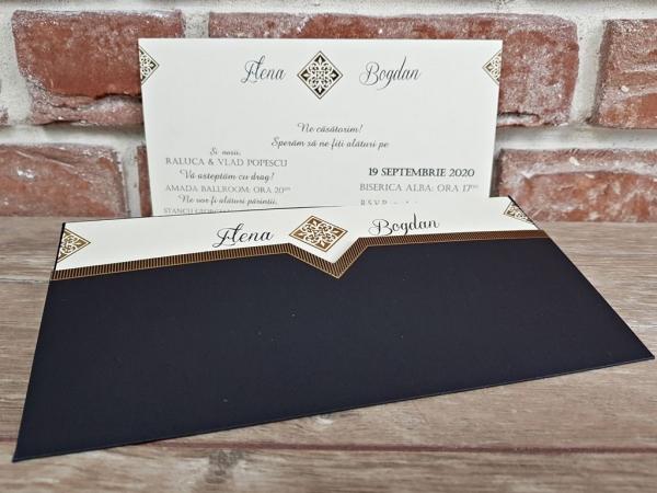 Invitatie nunta cod 5654 4