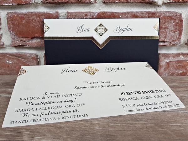 Invitatie nunta cod 5654 2