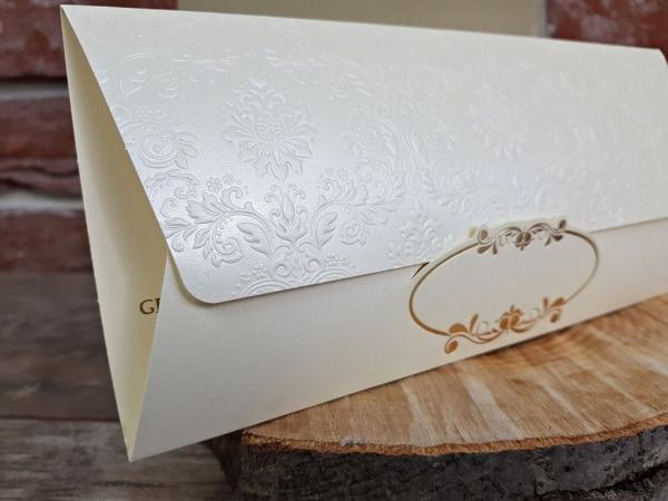 Invitatie nunta cod 5658 4