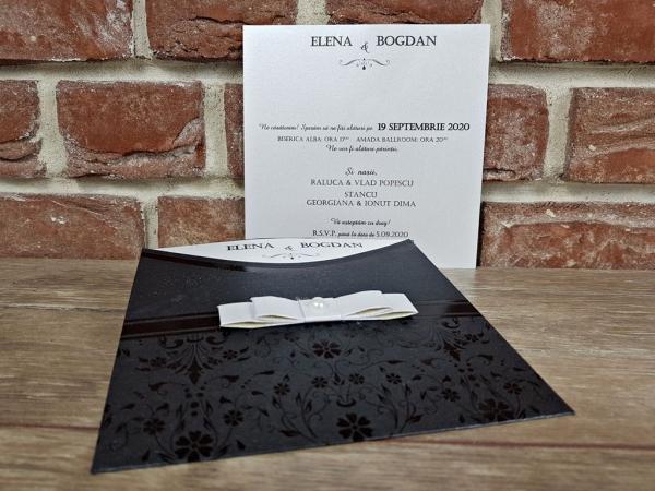 Invitatie nunta cod 5664 4