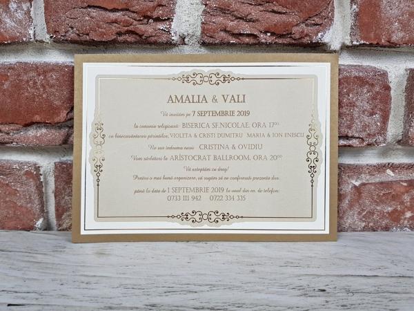 Invitatie nunta cod 5666 0