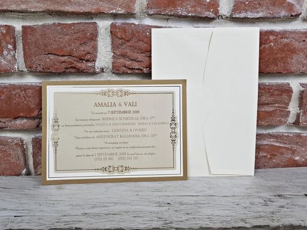Invitatie nunta cod 5666 2