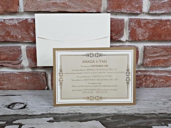Invitatie nunta cod 5666 3