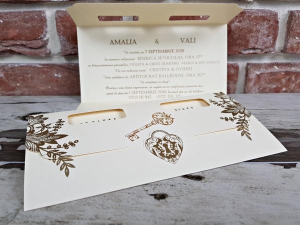 Invitatie nunta cod 5668 2