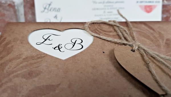 Invitatie nunta cod 5669 6