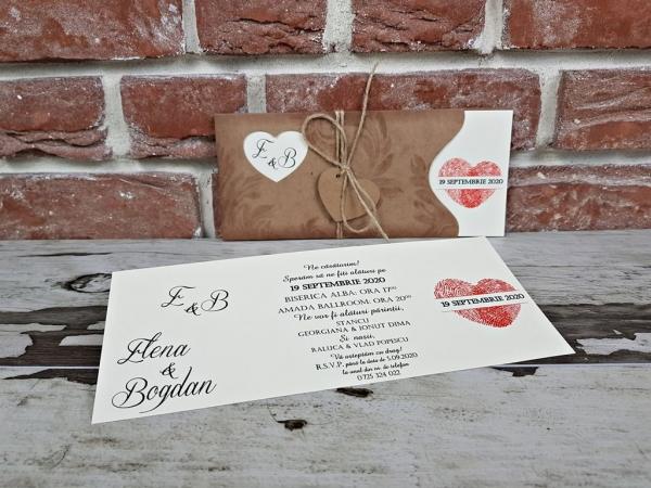 Invitatie nunta cod 5669 2