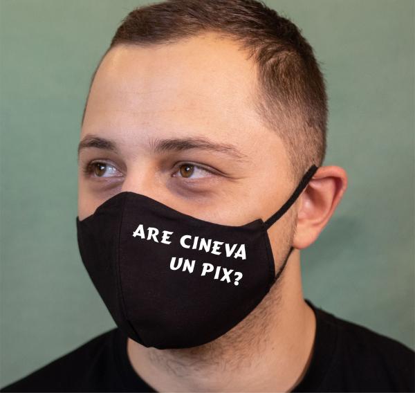 Masca Personalizata - Are Cineva Un Pix? 0