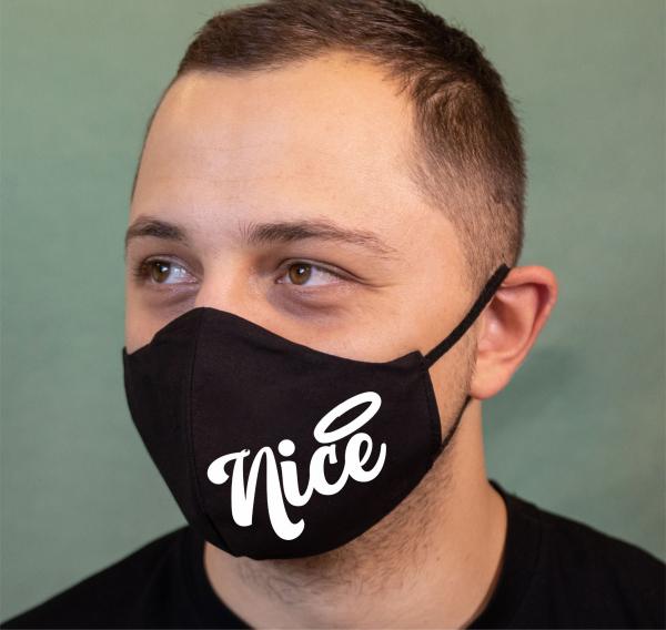 Masca Personalizata - Nice 0