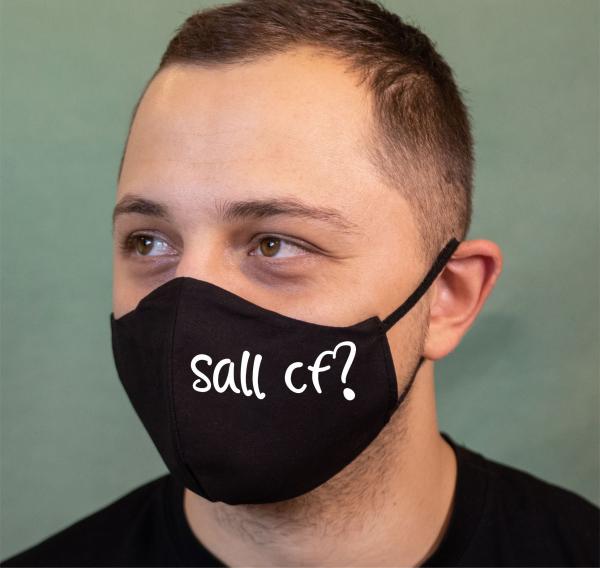 Masca Personalizata - Sall Cf 0