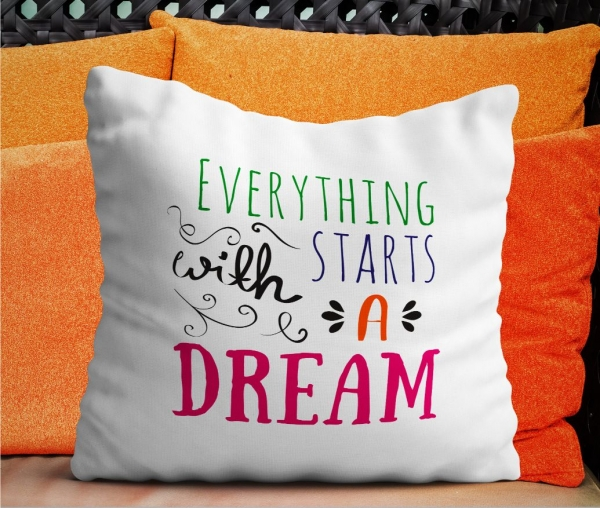Perna - Everything Starts With A Dream 0
