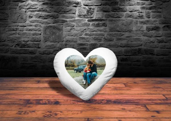 Perna inima personalizata cu poza [0]