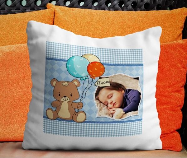 Perna  Personalizata - Bebe Si Ursulet 0