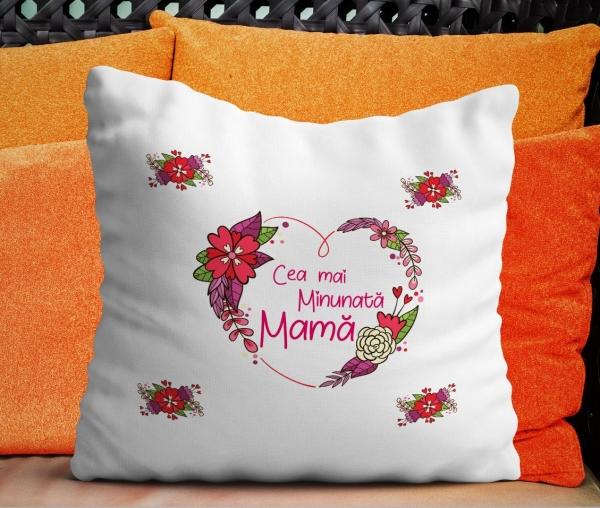 Perna Personalizata - Cea Mai Minunata Mama [0]