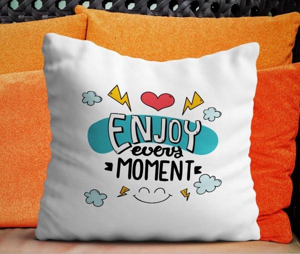 Perna Personalizata - Enjoy Every Moment 0