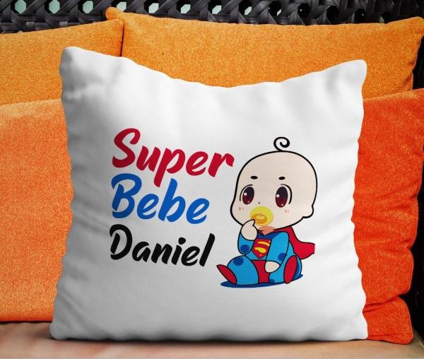 Perna Personalizata - Super Bebe + Nume [0]