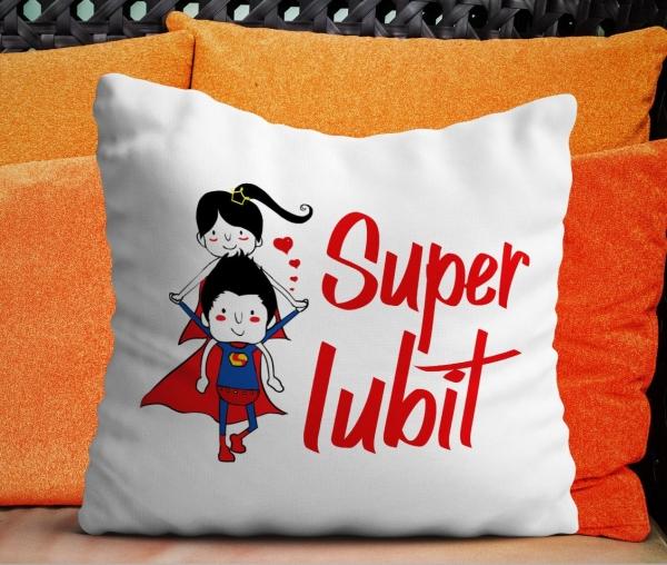 Perna Personalizata - Super Iubit 0
