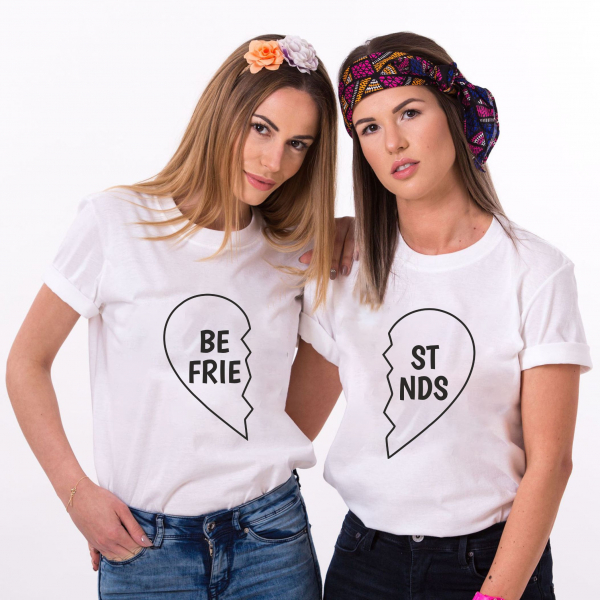 Set Tricouri - Best Friends 0