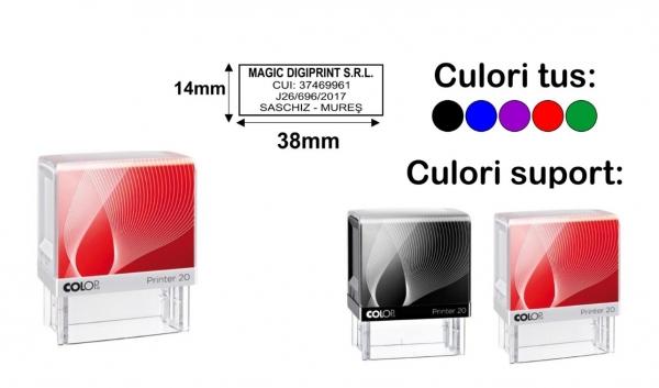 Stampila Printer P20 [0]