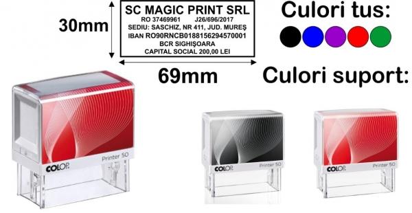 Stampila Printer P50 [0]