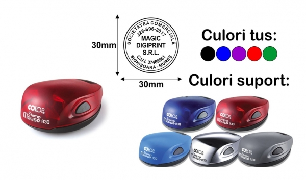 Stampila Stamp Mouse R30 0