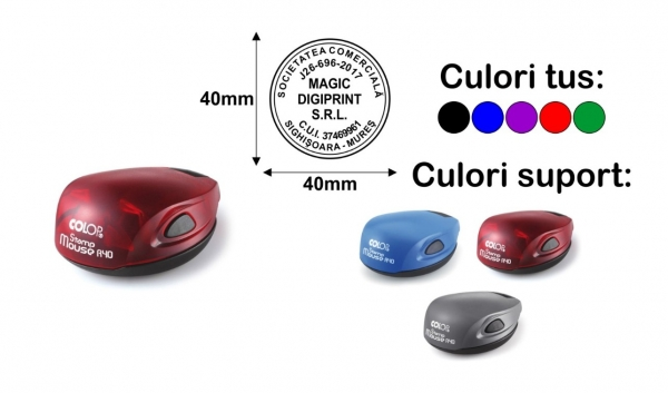 Stampila Stamp Mouse R40 0