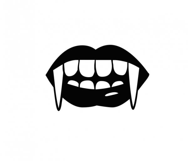 Sticker Auto - Vampir [0]