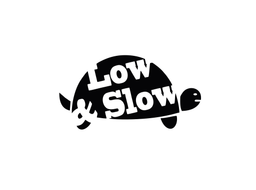 Sticker Auto - Low and Slow 1