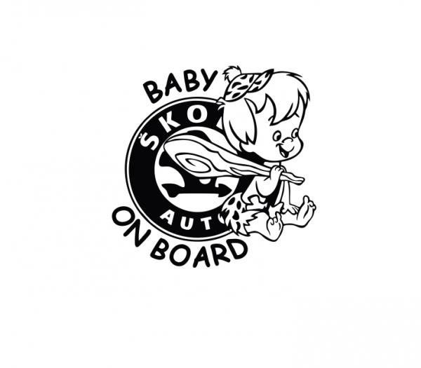 Sticker Auto - Baby on Board 2 0