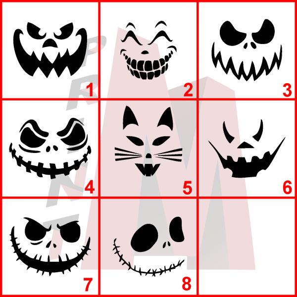Sticker Auto - Colectia Halloween 0