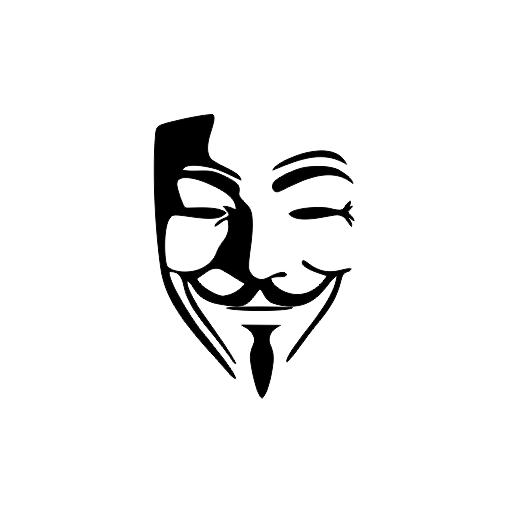 Sticker Auto - Anonymus 3 0